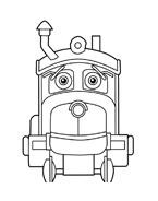 Chuggington da colorare 21