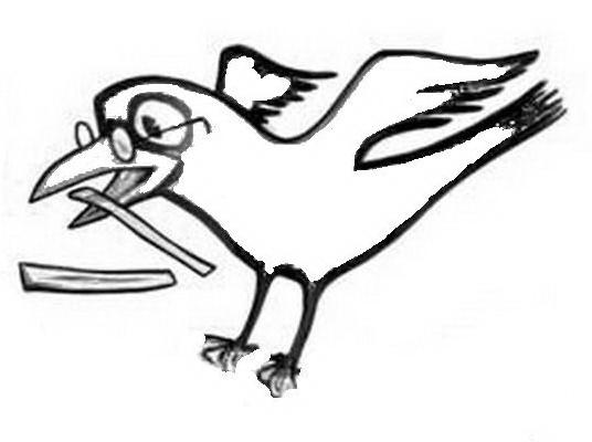Uccello da colorare 35