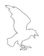 Uccello da colorare 41