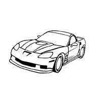 Automobile da colorare 102