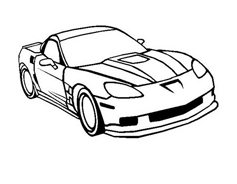 Automobile da colorare 103