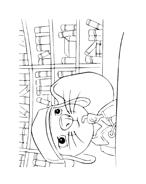 Despereaux da colorare 54