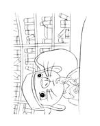 Despereaux da colorare 67