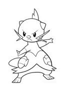 Pokemon 1 da colorare 24