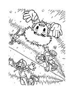 Digimons da colorare 3