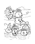Digimons da colorare 6