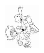Digimons da colorare 20