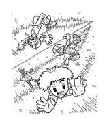 Digimons da colorare 28
