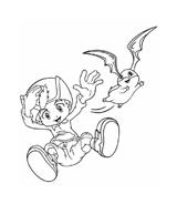 Digimons da colorare 39