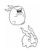 Digimons da colorare 62