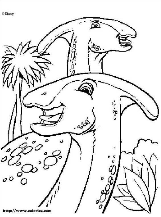 Dinosauro da colorare 69