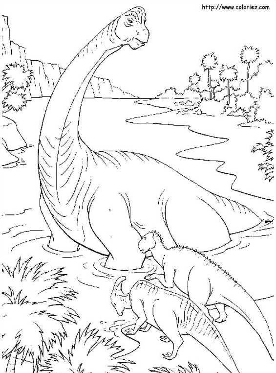 Dinosauro da colorare 79
