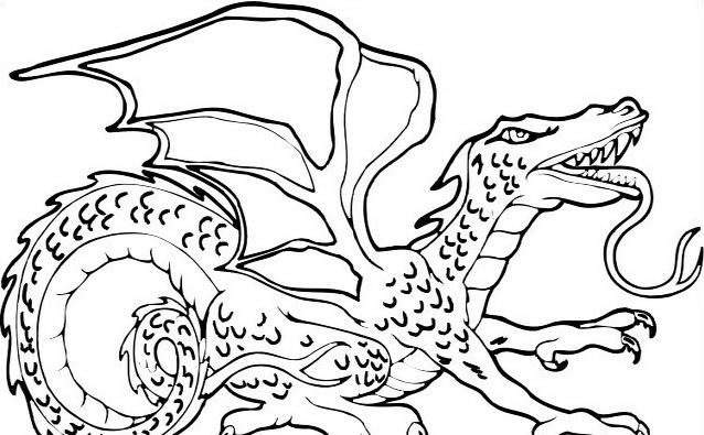 Dinosauro da colorare 166