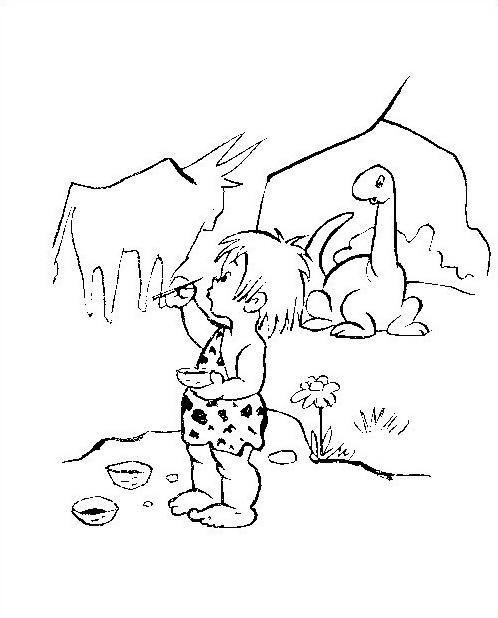 Dinosauro da colorare 181