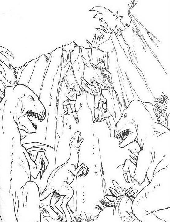 Dinosauro da colorare 184