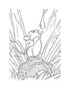Bambi da colorare 179