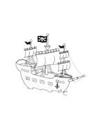 Nave e barca da colorare 54