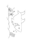 Pesce da colorare 33