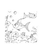 Pesce da colorare 42