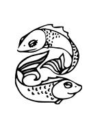 Pesce da colorare 50