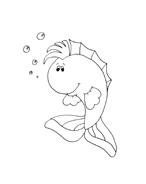 Pesce da colorare 61
