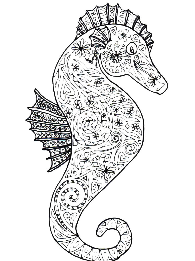Pesce da colorare 63