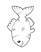 Pesce da colorare 65