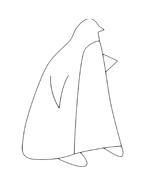 Pinguino da colorare 4