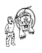 Tigre da colorare 11