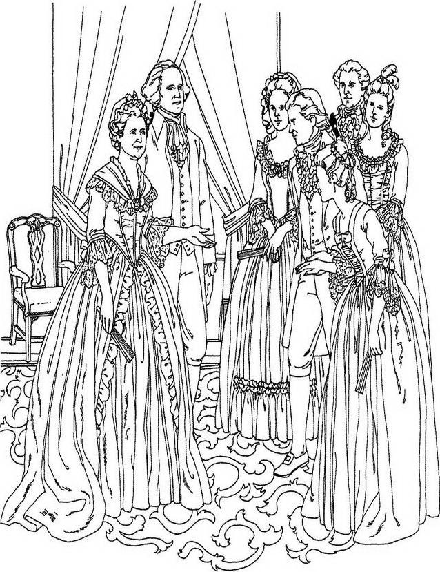 Di seguito altri disegni di donne antiche