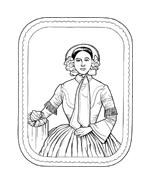 Donna antica da colorare 31