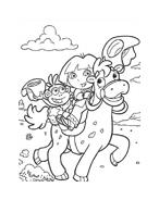Dora l'esploratrice da colorare 197