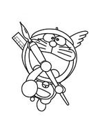 Doraemon da colorare 19