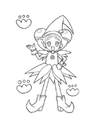 Doremi da colorare 8