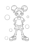 Doremi da colorare 9