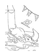 Dumbo da colorare 15