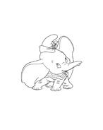 Dumbo da colorare 49