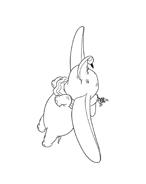 Dumbo da colorare 53