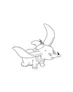 Dumbo da colorare 56