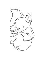 Dumbo da colorare 65