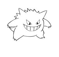 Pokemon 1 da colorare 25