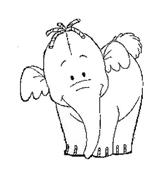 Winnie pooh da colorare 4