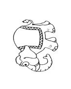 Elefante da colorare 66