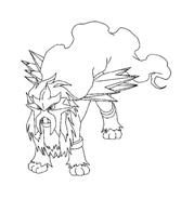 Pokemon 1 da colorare 28