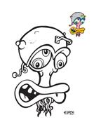 Espen fumetti da colorare 10