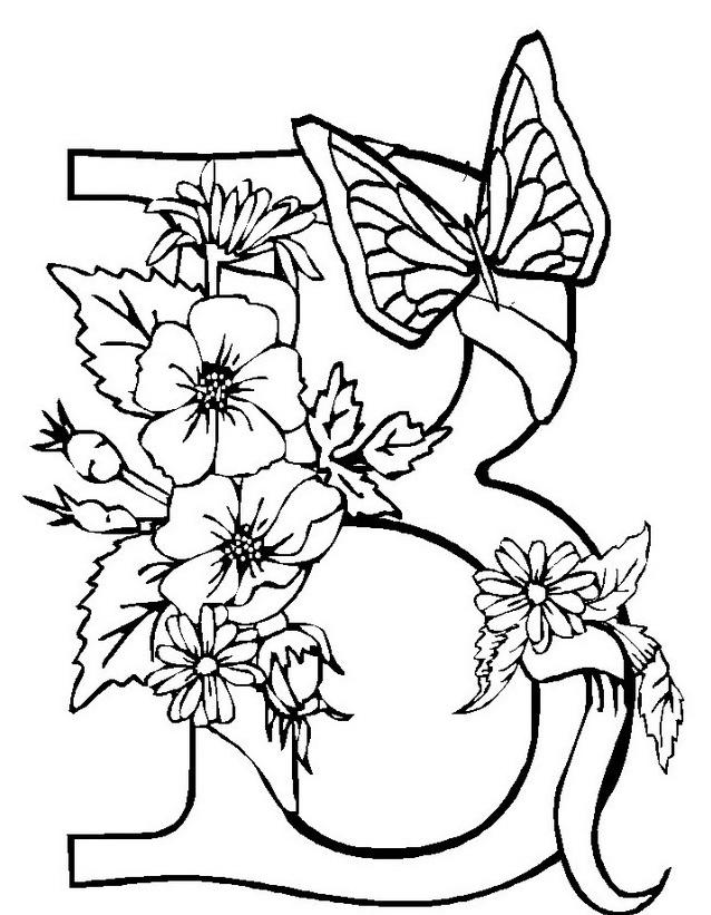 Farfalla da colorare 34