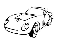 Automobile da colorare 234