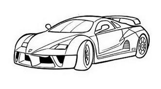 Automobile da colorare 236
