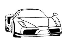 Automobile da colorare 241