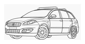 Automobile da colorare 249